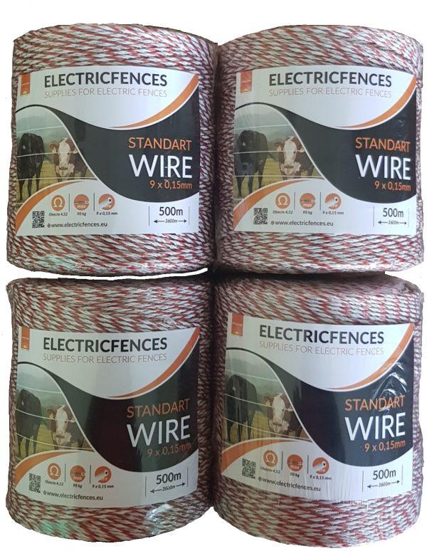 електропроводими въжета 2000м