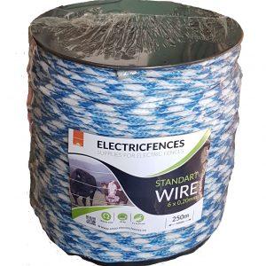 въже за електропастир, за електропроводима ограда